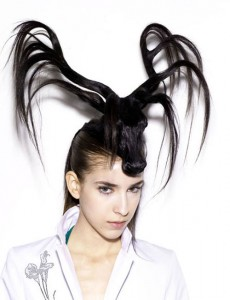 Animales en la cabeza, lo más fashion 11