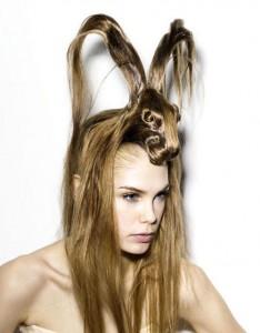 Animales en la cabeza, lo más fashion 12