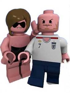 ¿Quién es quién en Lego? 9