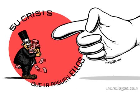 Una más de la crisis, ¿de quién es la culpa? 3