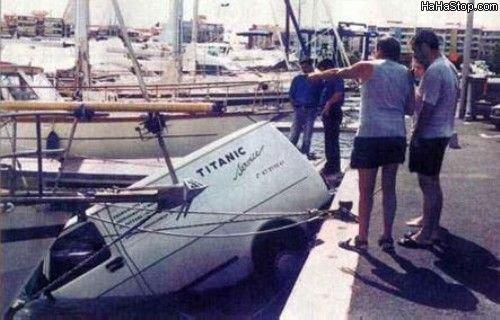 furgo titanic