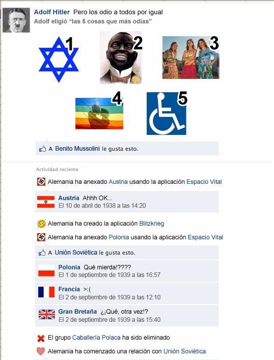facebook guerra mundial