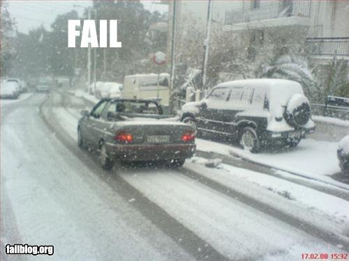 deportivo capota nieve