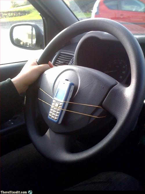 manos libres en el coche