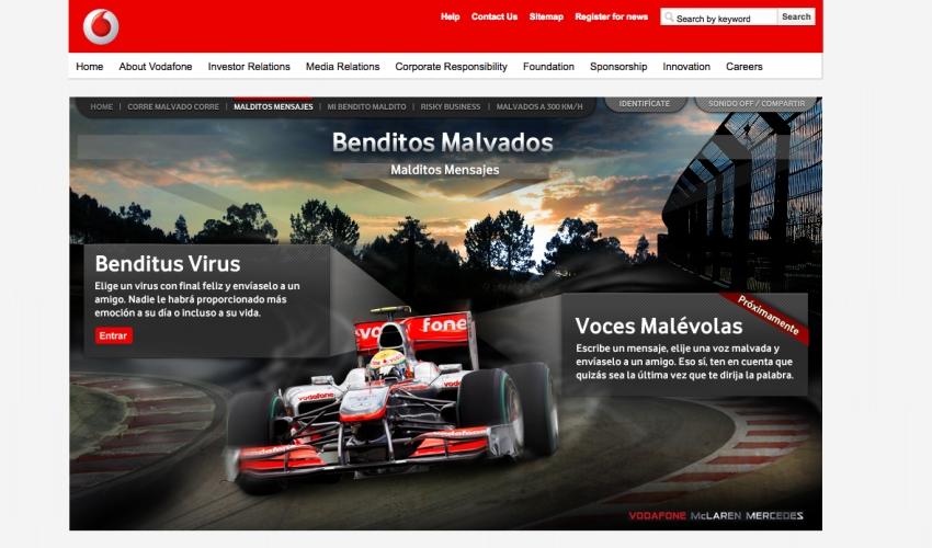 Comparte la Fórmula 1 con Malditos Malvados 6
