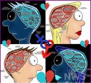 batalla de inventos entre hombre y mujer