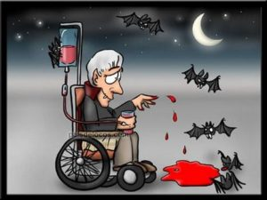humor grafico halloween