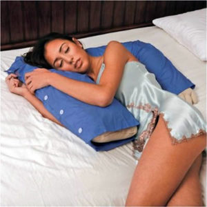 almohada novio