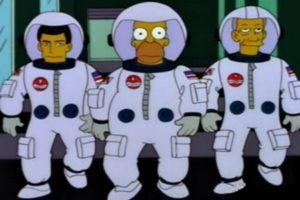 homero astronauta