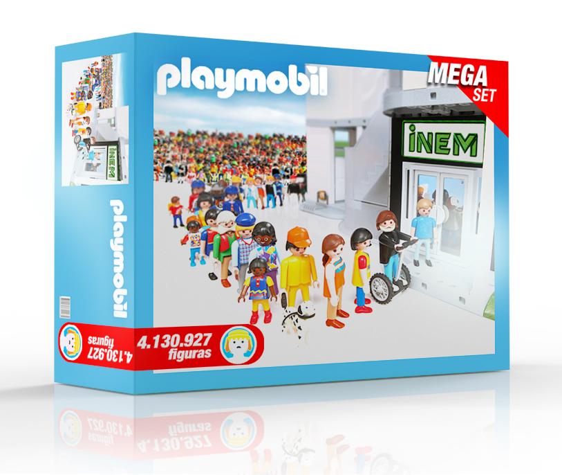 Nuevo playmobil inem con figuras monologos for Casa playmobil precio