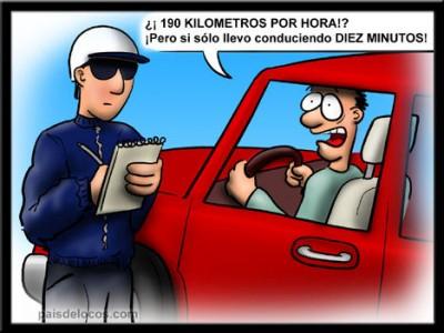 conducir por madrid