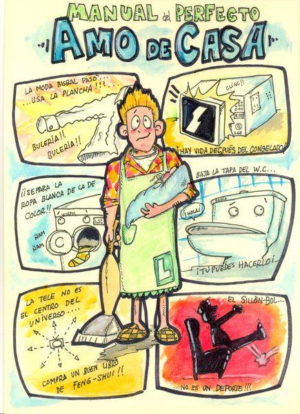 manual para un amo de casa