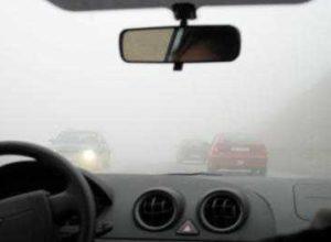 conducir con el tiempo mal