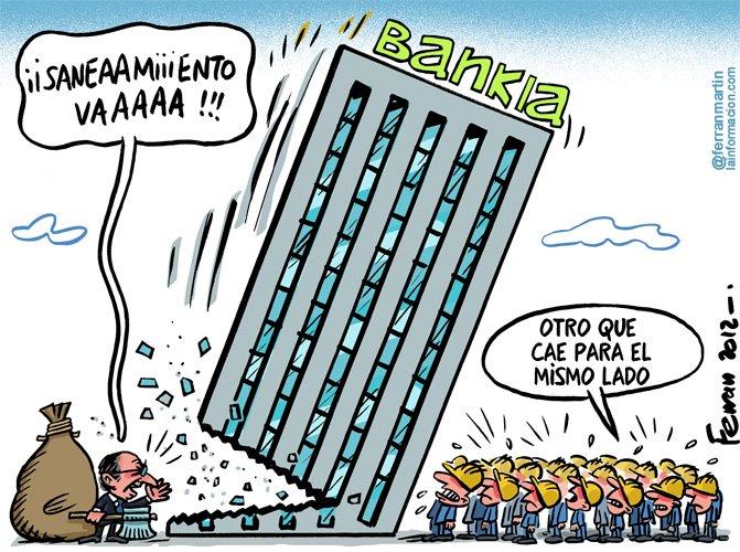 saneamiento bankia