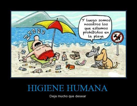 higiene humana