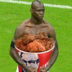Montajes sobre Balotelli en la Eurocopa 1