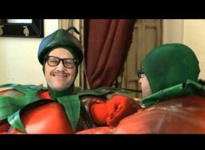 tomate transgenico vs natural