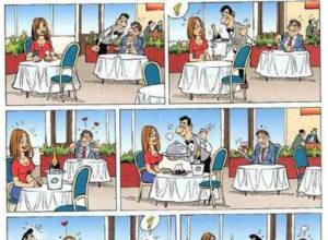 ligar en los restaurantes