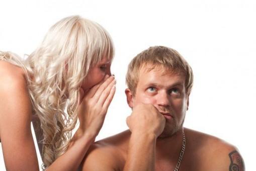 lo que un hombre desearia oir de una mujer