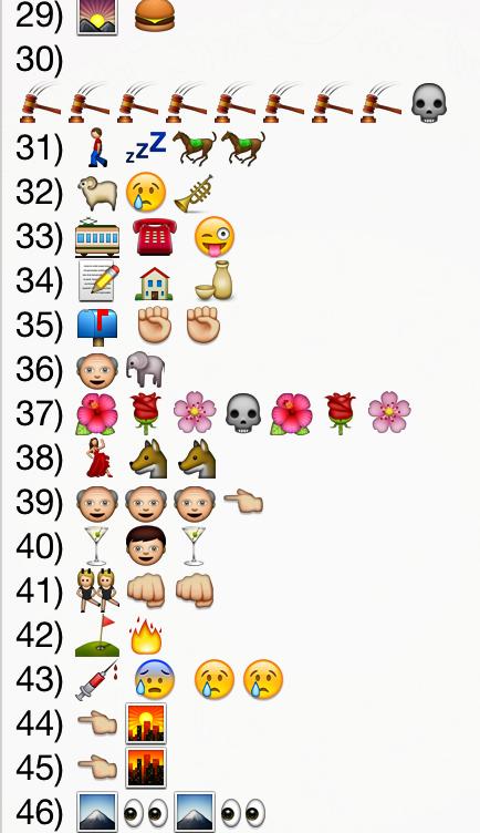 peliculas emoticonos 29-46