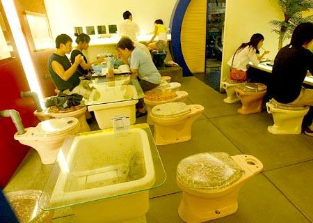 restaurate baño