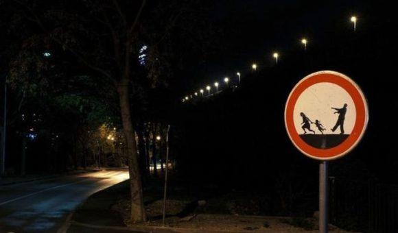 señales muertos vivientes