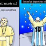 Mejores fotos y montajes del Papa Francisco I 3