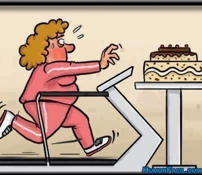 perder peso por medio del placer