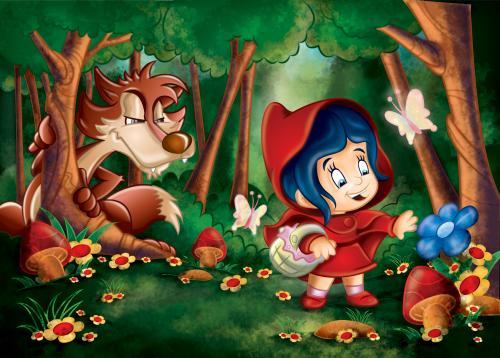 Sentencia Del Juicio Entre Caperucita Roja Y El Lobo