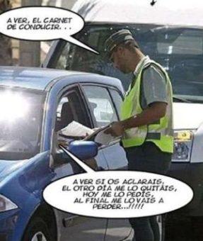 conducir en madrid
