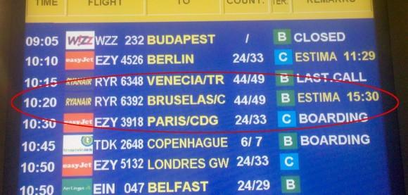 retraso aeropuerto