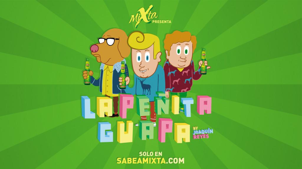 Joaquín Reyes vuelve a despertar el humor con La Peñita Guapa 2