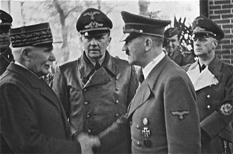 Leyendas urbanas sobre Adolf Hitler 2