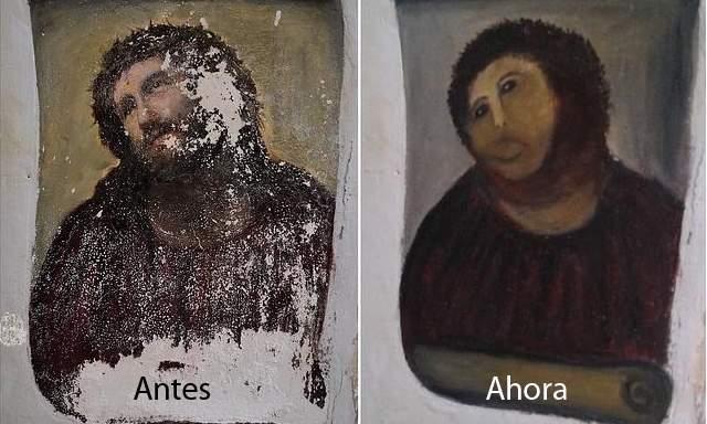 restaurar obra de arte