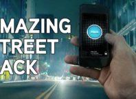 Broma aplicación móvil Amazing Street Hack