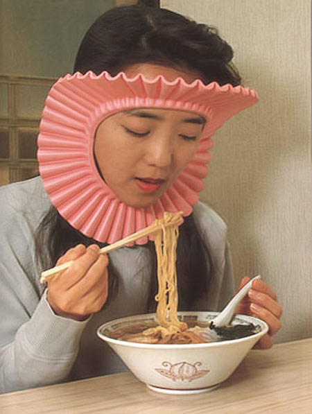 inventos japoneses - protege pelos