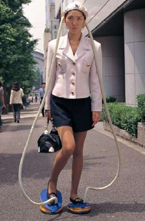 inventos japoneses - secador de pelo