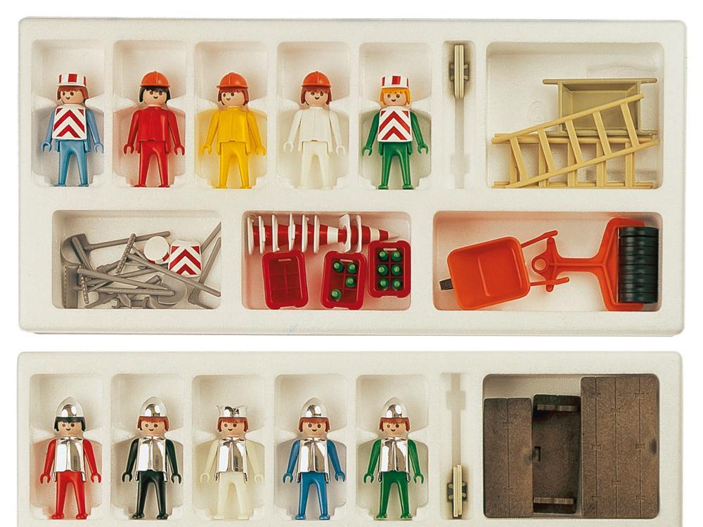 clicks de Playmobil - no hay dos iguales