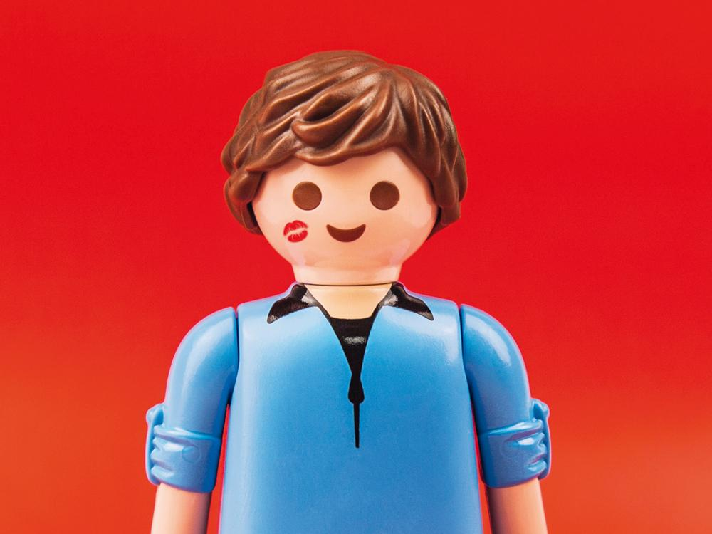 clicks de Playmobil - son indestructibles