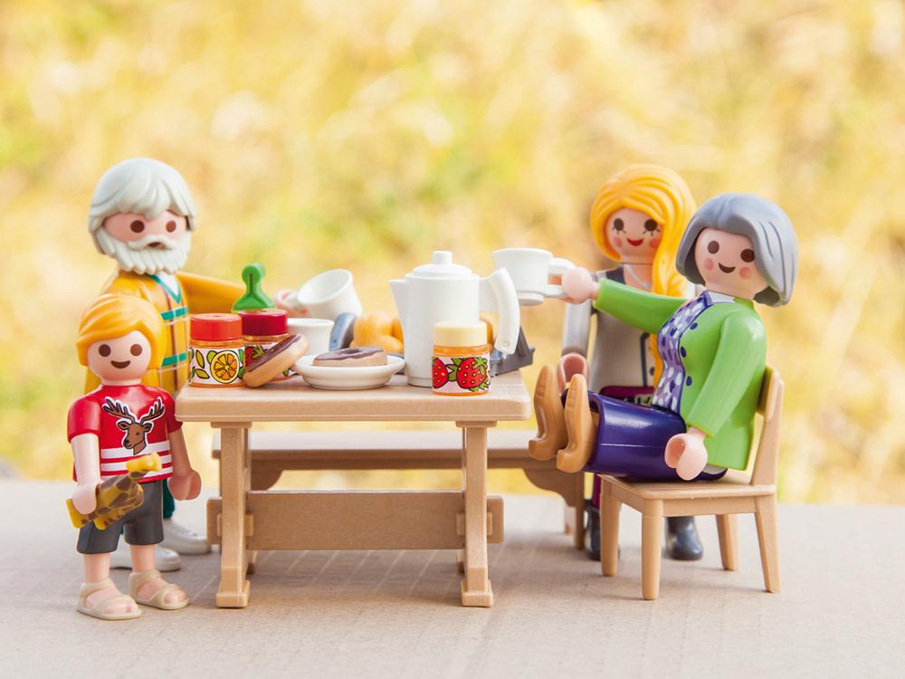 clicks de Playmobil - récord de ventas