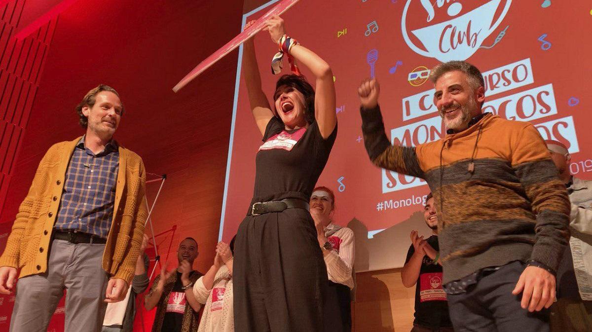 Ganadores I Concurso de Monólogos Solidarios en Córdoba 2019 a favor de Adicor 5